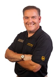 Store Manager, Eddie Montero, The UPS Store