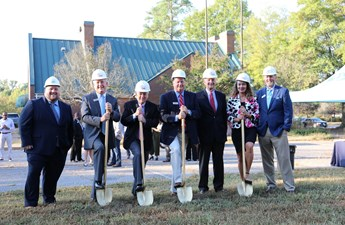 Chesterfield Groundbreaking